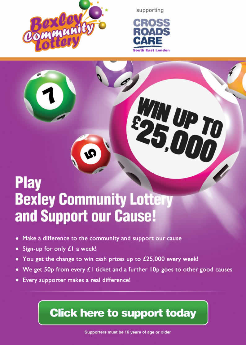 Bexley Community Lottery