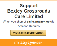 Donate via Amazon for purchases made via Amazon Smile.
