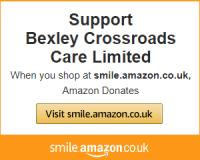 Donate via Amazon for purchases made via Amazon Smile.